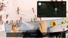 Boeing dùng kính Google Glass để chế tạo máy bay