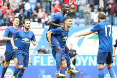 Video bàn thắng MU 2-0 Wigan