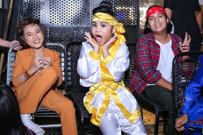Vietnam Idol Kids, quán quân  Vietnam Idol Kids