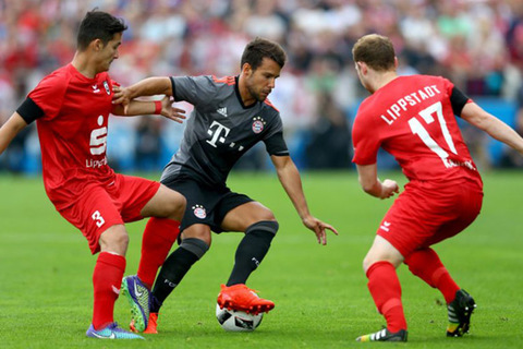 Video bàn thắng Lippstadt 3-4 Bayern Munich