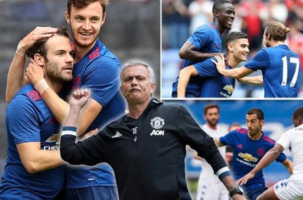 Ra mắt như mơ, Mourinho 'nổ' tung trời