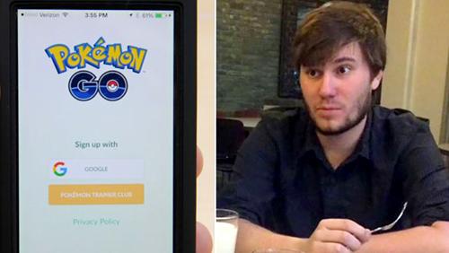 Pokemon Go, Pokémon Go, vụng trộm với bạn gái, game Pokemon Go, trò chơi Pokemon Go, bắt Pokemon,