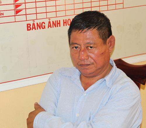 Thông tin mới nhất vụ trung tá Campuchia bắn 2 người Việt