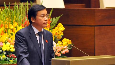 Nguyễn Thị Nguyệt Hường, bác tư cách đại biểu QH, Trịnh Xuân Thanh