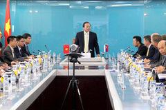 Hỗ trợ tối đa DN Slovakia đầu tư tại Việt Nam