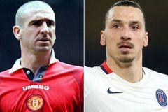 Bật lại Cantona, Ibrahimovic tuyên bố sẽ là Chúa ở MU