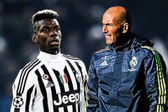 """Zidane tuyên chiến Mourinho: """"Tôi thích Pogba..."""""""