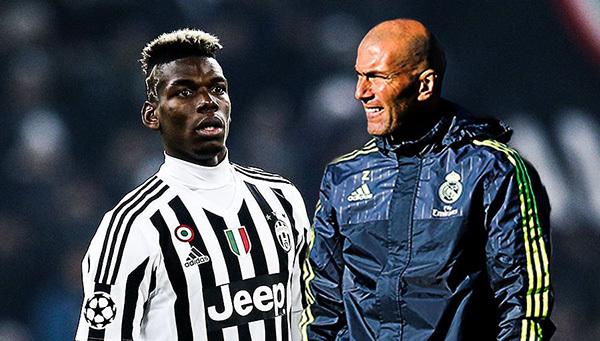 Zidane tuyên chiến Mourinho: 'Tôi thích Pogba...'