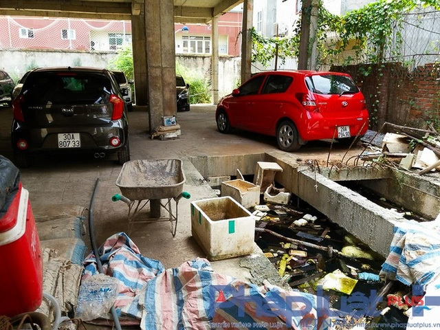 Hà Nội: Dự án khách sạn trăm tỉ đắp chiếu biến tướng nghiêm trọng