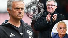 """Ranieri: """"Mourinho sẽ thành công như Sir Alex ở MU"""""""