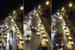 Xe tăng phe đảo chính Thổ Nhĩ Kỳ lao điên loạn