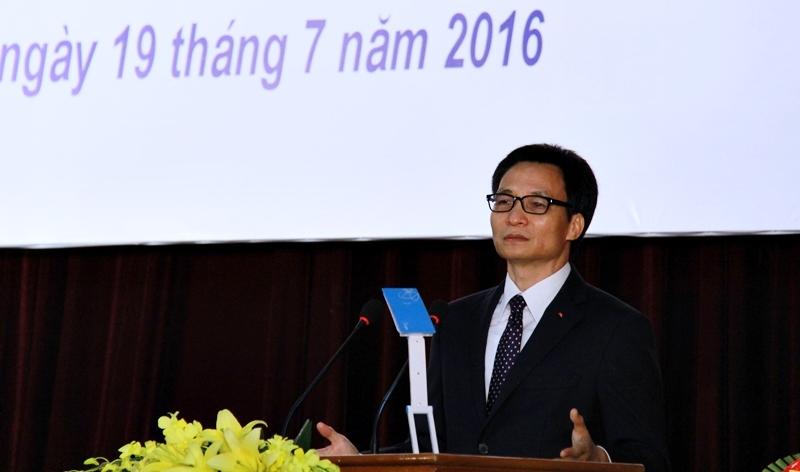 ĐH Quốc gia HN, Giám đốc ĐH Quốc gia HN, tự chủ đại học, đổi mới giáo dục, Phó Thủ tướng Vũ Đức Đam