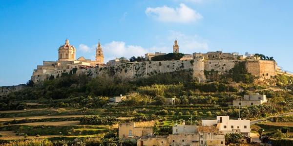 Malta - quốc đảo tràn ngập ánh mặt trời ở Địa Trung Hải