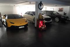 """Garage của Cường """"Đô-la"""" xuất hiện thêm cặp đôi Maybach 62S và Ferrari 488 GTB"""