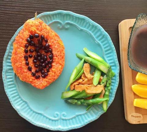 mẹ Việt, món ngon cho bé, trẻ con, món ăn