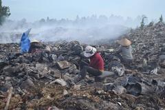 Truy tìm chủ facebook đăng tin sai về chất thải Formosa