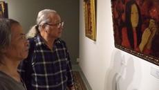 Triển lãm Những bức tranh trở về từ châu Âu: Toàn bộ 17 tranh là giả