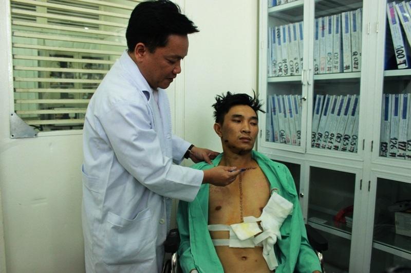 Nha Trang, côn đồ, bệnh viện Chợ Rẫy,