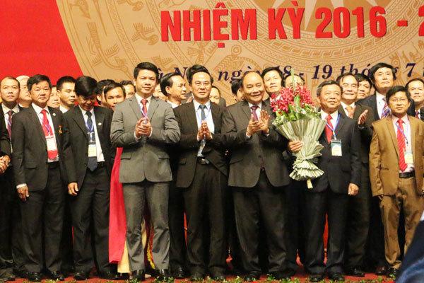 Ông Võ Kim Cự tái cử Chủ tịch Liên minh HTX
