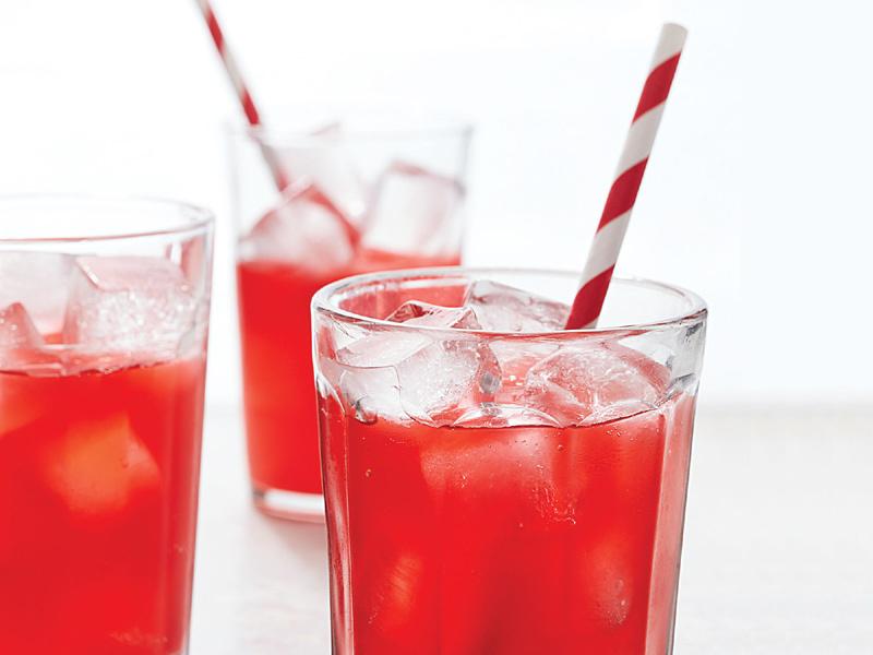 ung thư túi mật, soda