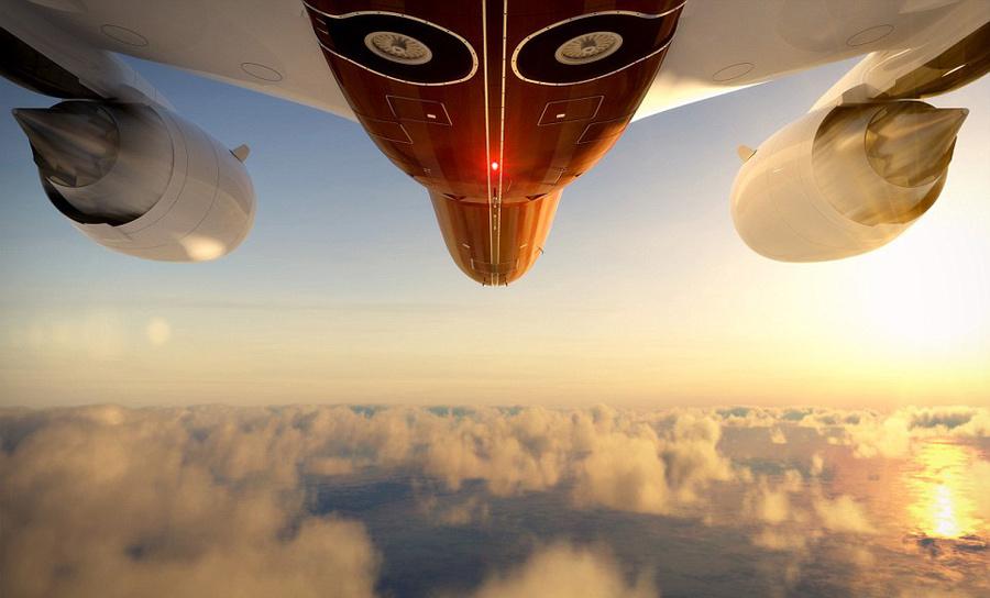 Điều không tưởng trong 'du thuyền bay' hơn 1.800 tỷ