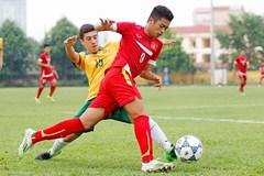 Sau giải ĐNA, U16 Việt Nam tham dự giải U17 QG