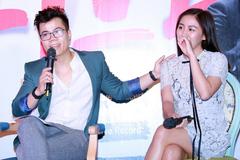 'Bỡn cợt' vui, Đinh Mạnh Ninh khiến Văn Mai Hương giận