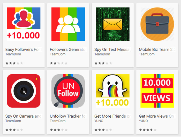 Nhiều ứng dụng Android lừa đảo trên Google Play bị phát hiện