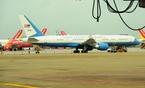 Sét đánh hỏng đường băng sân bay Tân Sơn Nhất