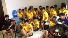 U16 Việt Nam bị chơi khó trước trận bán kết