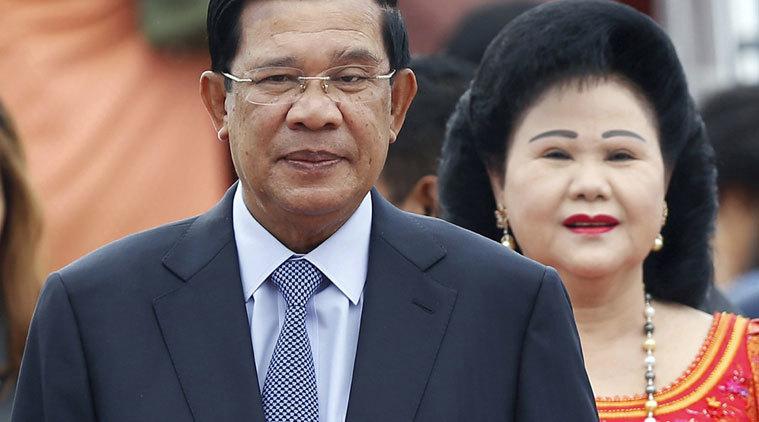 Hun Sen, Thủ tướng Campuchia, đảo chính, lật đổ,