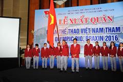 """Việt Nam quyết """"săn"""" huy chương tại Olympic 2016"""
