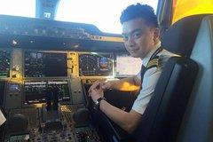 Bất ngờ cậu bé đóng nhiều phim nhất VN giờ là phi công