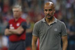 Pep ôm hận trước Bayern ở trận ra mắt Man City