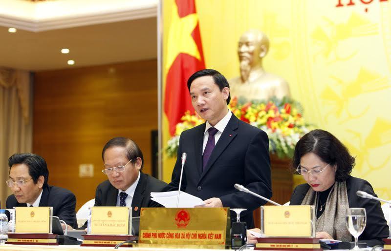 Giới thiệu ông Nguyễn Khắc Định làm Chủ nhiệm UB Pháp luật