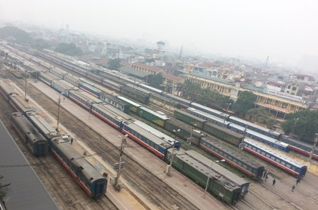 Vụ mua tàu cũ TQ: Bác tin kỷ luật Chủ tịch đường sắt