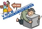 Nhà Quốc Cường vay tiền và Thành Thành Công mất tiền tại VNCB như thế nào?