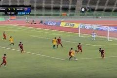 Video bàn thắng U16 Thái Lan 3-3 U16 Australia (pen 3-5)