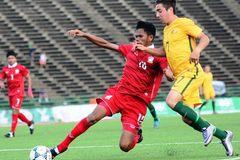 """U16 Australia đánh bại Thái Lan ở loạt """"đấu súng"""""""