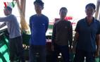 Xua đuổi 6 tàu cá TQ vi phạm ra khỏi vùng biển Việt Nam
