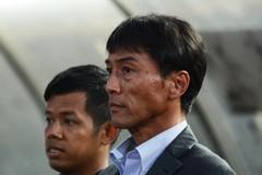 HLV U16 Campuchia khóc nức nở khi thua U16 Việt Nam
