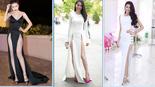 Loạt váy không hiểu mặc nội y như thế nào của sao Việt
