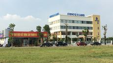 Dự án Thanh Hà Cienco 5 thi công công trình không phép