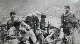Mặt trận Vị Xuyên: '32 năm, các anh chưa thêm tuổi nào'