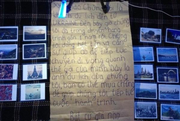 Hạ Long: Mất ví, khách Tây phải bán ảnh để lấy tiền về nước