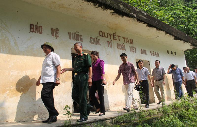 Mặt trận Vị Xuyên: Nghĩa tình đồng đội của Bộ trưởng