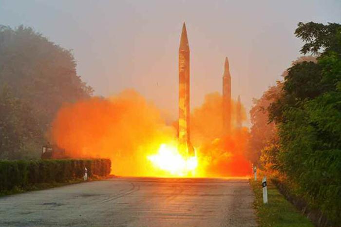 Lộ mục tiêu số 1 Triều Tiên muốn hủy diệt