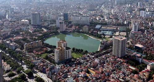Ngắm những 'điều hòa' tự nhiên ở Hà Nội