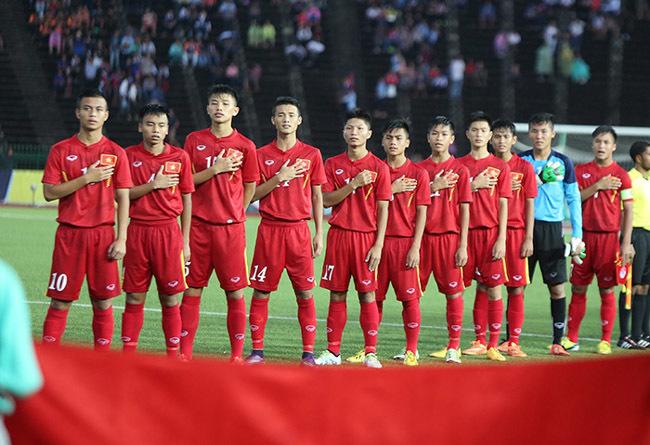 U16 Việt Nam, U16 Australia, U16 Đông Nam Á, chung kết giải U16 Đông Nam Á