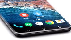 Smartphone đối thủ của iPhone 7 và Galaxy Note 7 lộ ảnh thật